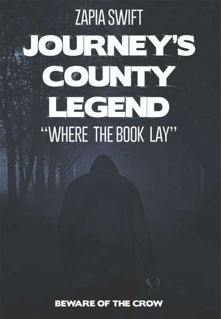 """Journey's County Legend: """"Where the Book Lay"""" - eBook"""