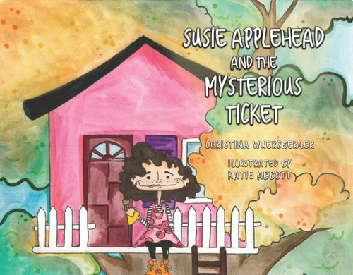 Susie Applehead and the Mysterious Ticket - eBook