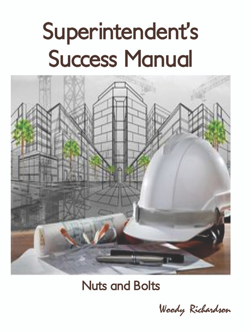 Superintendent's Success Manual: Nuts and Bolts - eBook