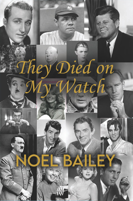 They Died on My Watch - eBook