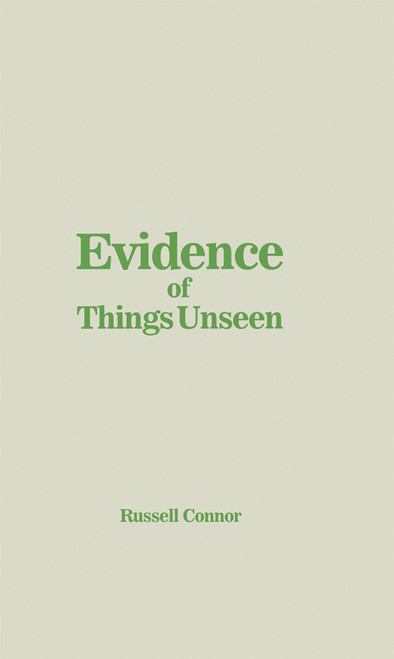 Evidence of Things Unseen - eBook