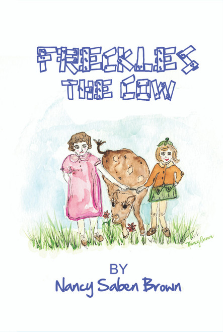Freckles the Cow - eBook