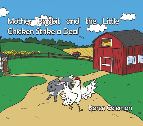 Mother Rabbit and the Little Chicken Strike a Deal