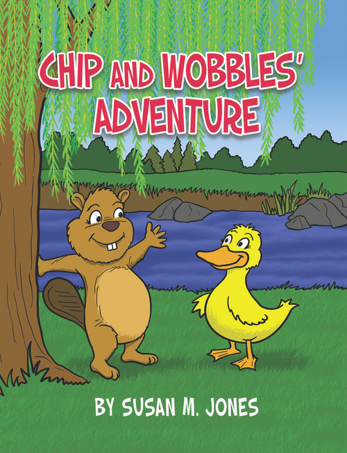 Chip and Wobbles' Adventure - eBook