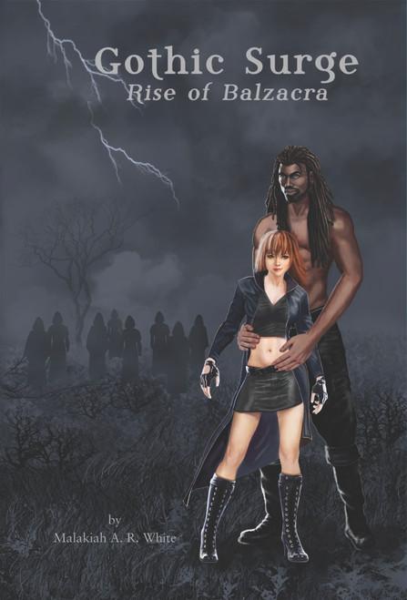 Gothic Surge: Rise of Balzacra - eBook