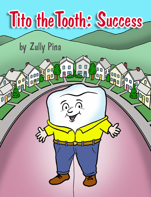 Tito the Tooth: Success (HB English)