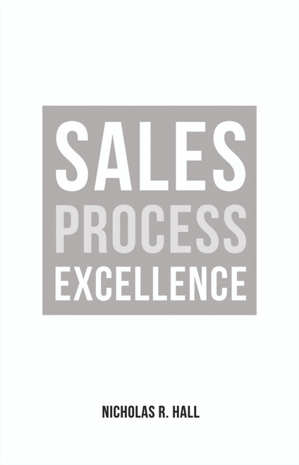 Sales Process Excellence - eBook