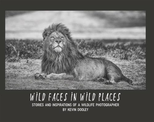 Wild Faces in Wild Places: Stories and Inspirations of a Wildlife Photographer - eBook