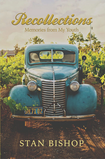 Recollections: Memories from My Youth - eBook