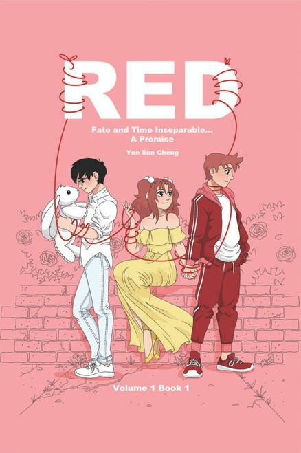 RED: Fate and Time Inseperable... A Promise Volume One Book I (HC)