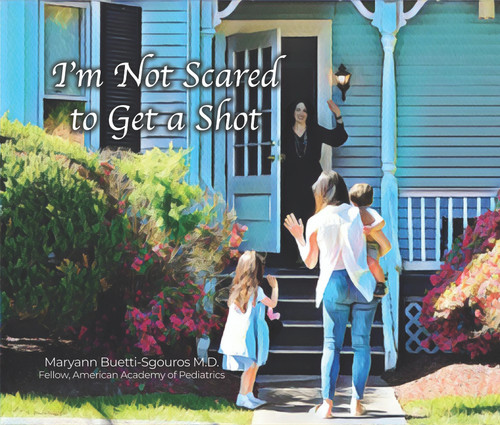 I'm Not Scared to Get a Shot - eBook
