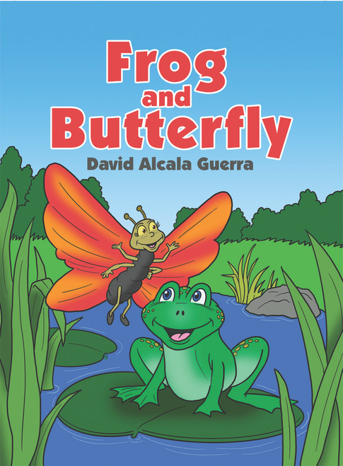 Frog and Butterfly - eBook