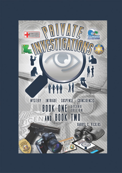 Private Investigations Book One and Two