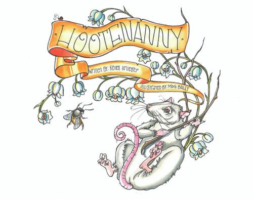 Hootenanny - eBook