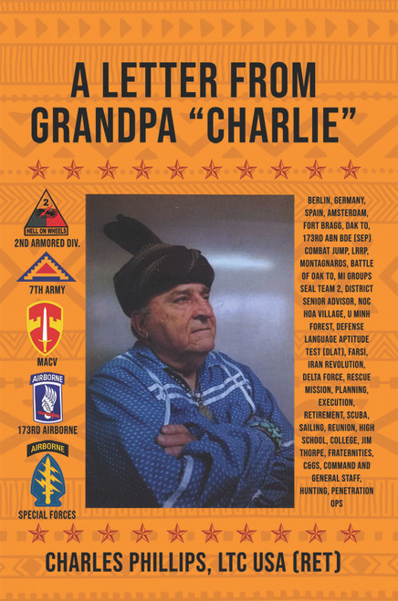 A Letter from Grandpa Charlie - eBook