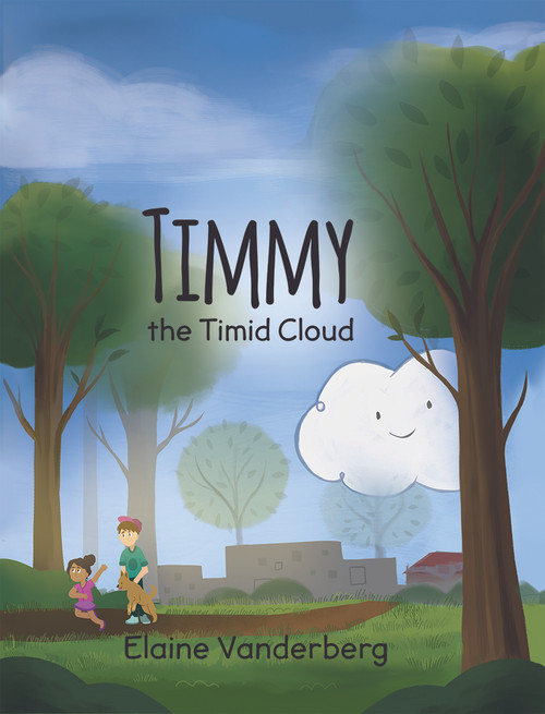 Timmy the Timid Cloud - eBook