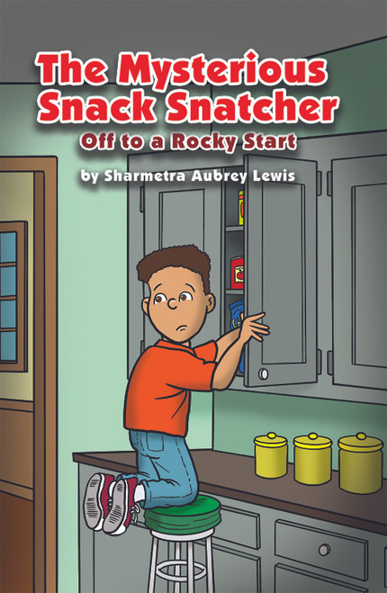 The Mysterious Snack Snatcher - eBook