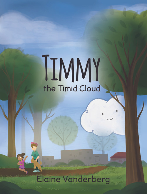 Timmy the Timid Cloud - HB