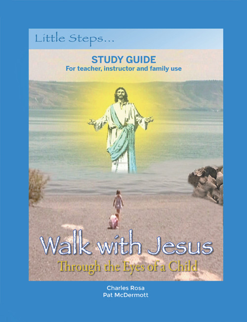 Little Steps: Study Guide for Teachers, Instructors and Family Use - eBook