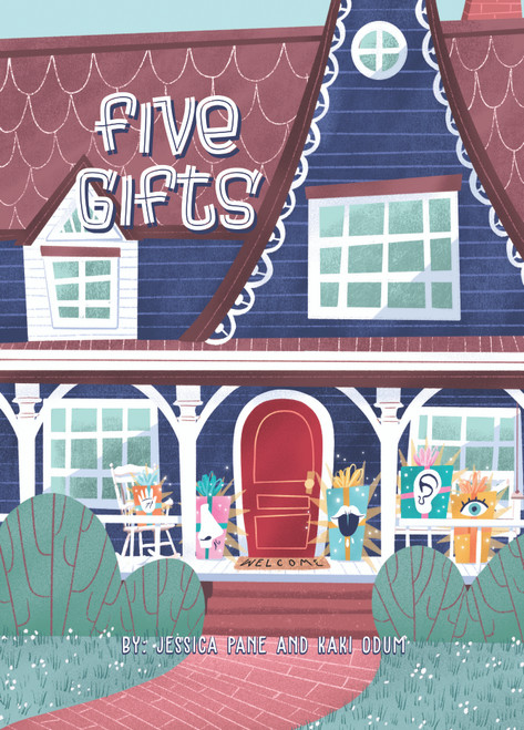 Five Gifts- eBook