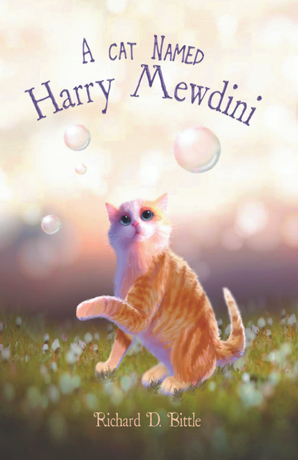 A Cat Named Harry Mewdini