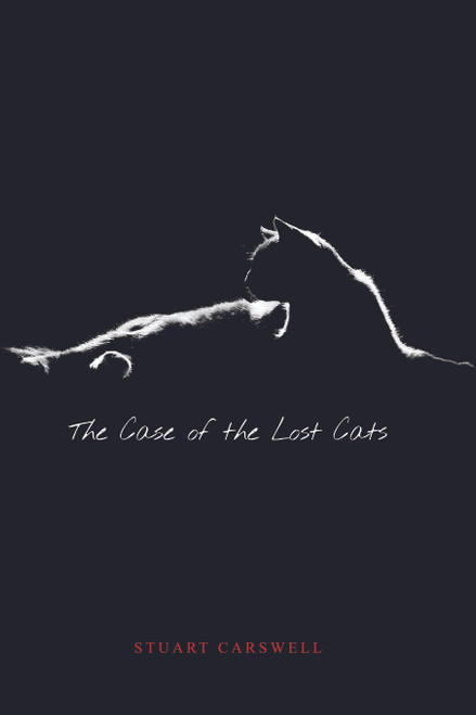 The Case of the Lost Cats - eBook