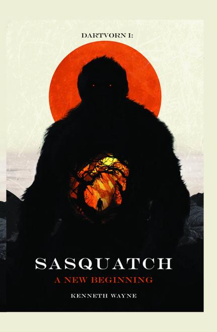 DartVorn I  Sasquatch: A New Beginning - eBook