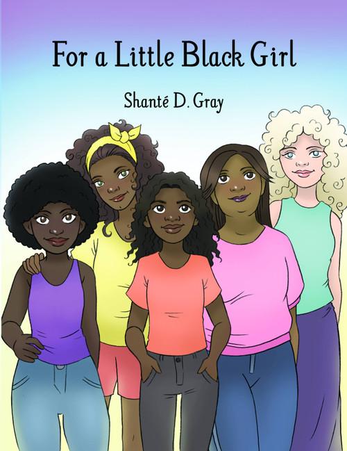 For a Little Black Girl - eBook