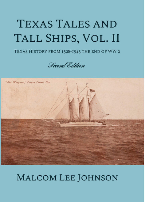 Texas Tales and Tall Ships - eBook