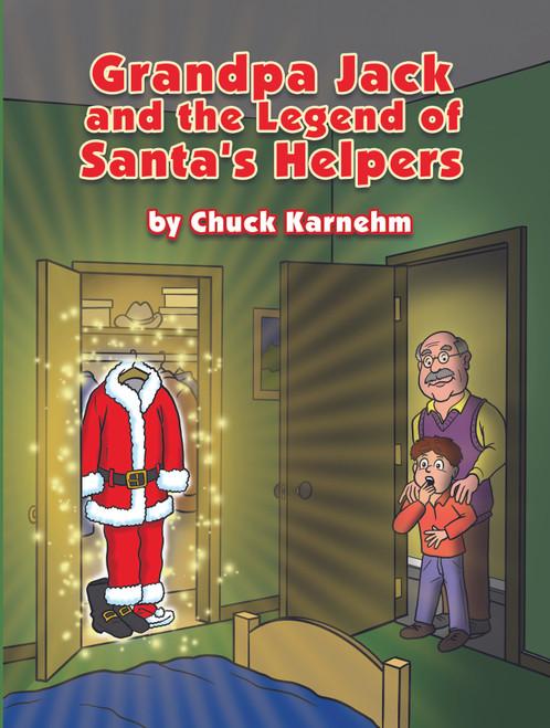 Grandpa Jack and the Legend of Santa's Helpers - eBook