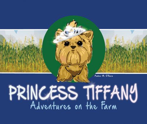 Princess Tiffany: Adventures on the Farm - eBook