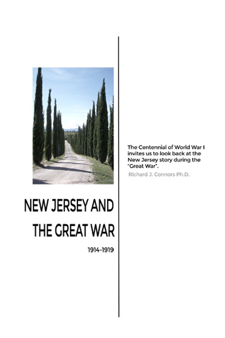 New Jersey and the Great War (HB)