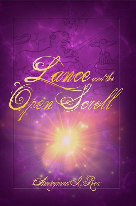 Lance and the Open Scroll