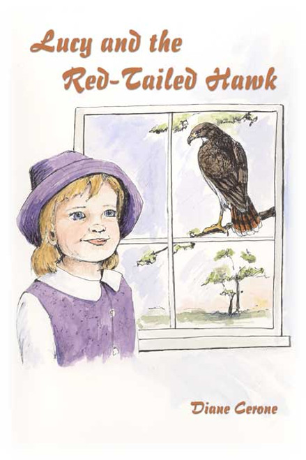 Lucy and the Red-Tailed Hawk