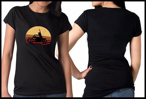 CAMP ZERO Women's Sunset T-Shirt