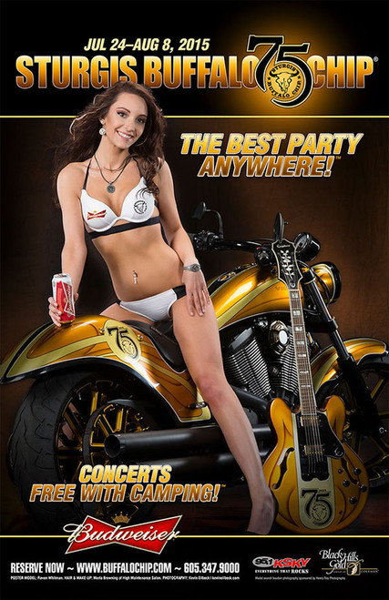 2015 Poster Model Search Poster