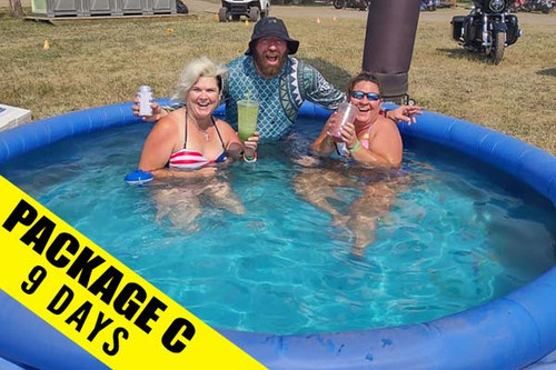 A Concierge Camping Upgrade Experience Buffalo Chip Sturgis Motorcycle Rally