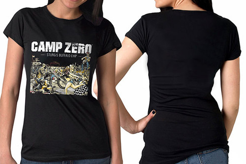 CAMP ZERO Women's Party Crasher T-Shirt