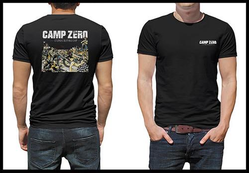 CAMP ZERO Men's Party Crasher T-Shirt