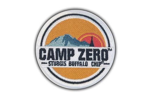 Camp Zero Logo Patch