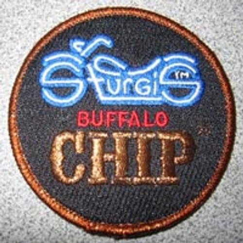 Sturgis Buffalo Chip Patch