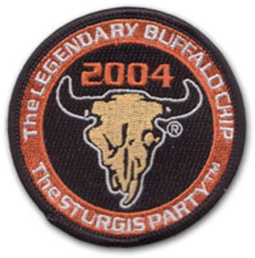 2004 Buffalo Chip Patch
