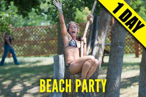 2021 Campground Admission Pass-8/3 - Tuesday-Early Bird Party at the Beach