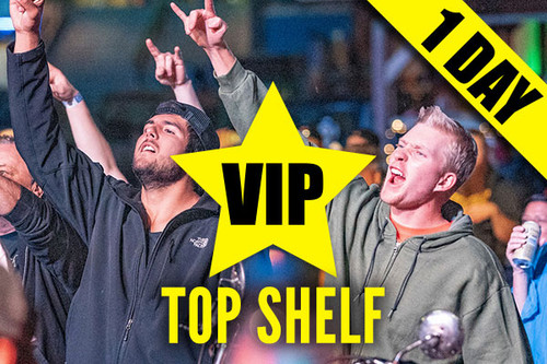 VIP Top Shelf Sturgis Motorcycle Rally Reservation at the Buffalo Chip