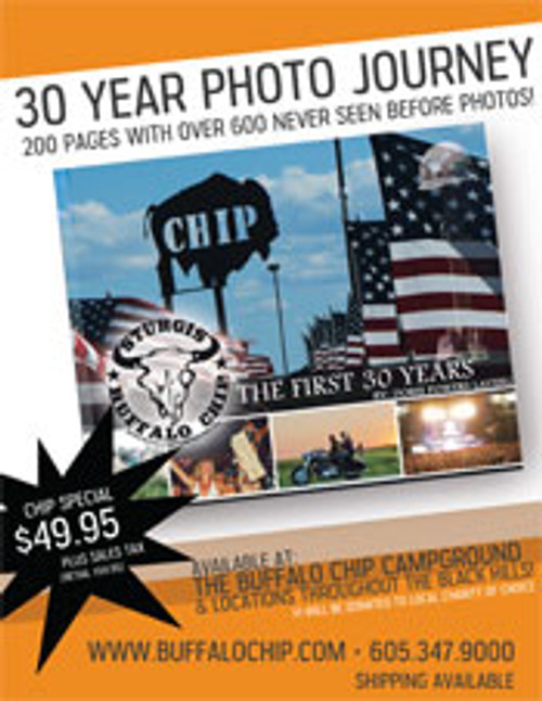 The First 30 Years: Sturgis Buffalo Chip 1