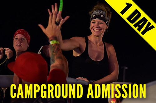 Campground Admission Pass – Thursday, Aug. 12, 2021