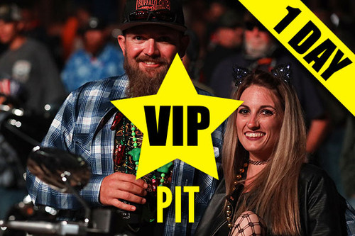 Fan VIP Upgrade-Pit – Wednesday, Aug 11,  2021