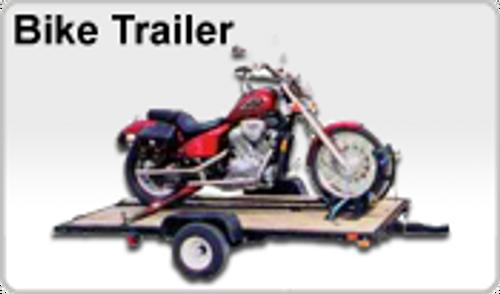 2021 Bike Trailer-Small (20 feet or less)