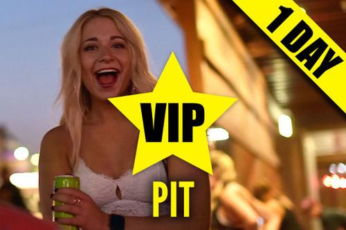 Fan VIP Upgrade-Pit – Saturday, Aug 14, 2021