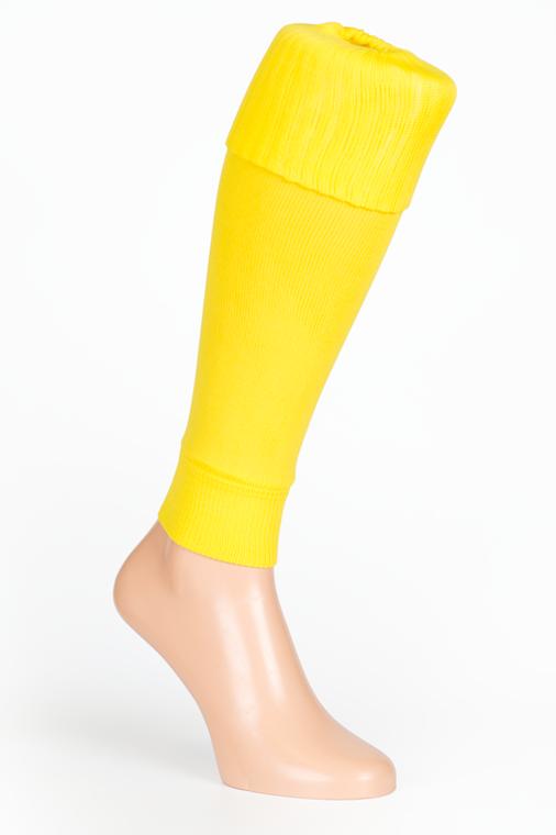 Yellow Sock Leg